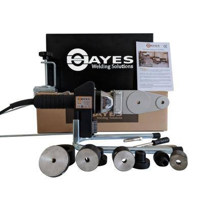 Hayes Digital Socket Fusion Pipe Welder Tool Kit (up to 1 in.)
