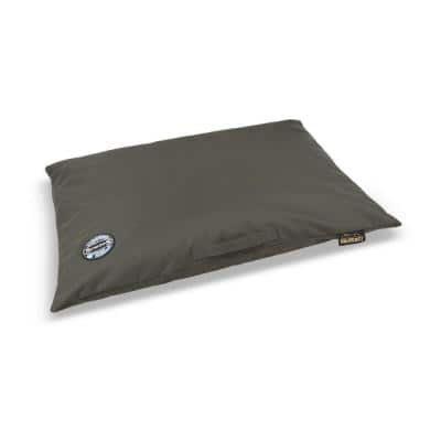 Expedition Large Olive Polyester Memory Foam Dog Pillow