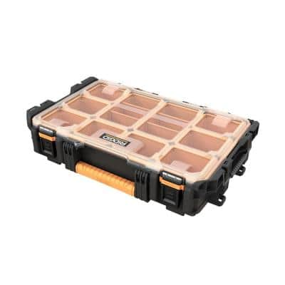 Pro System Gear 10-Compartment Small Parts Organizer