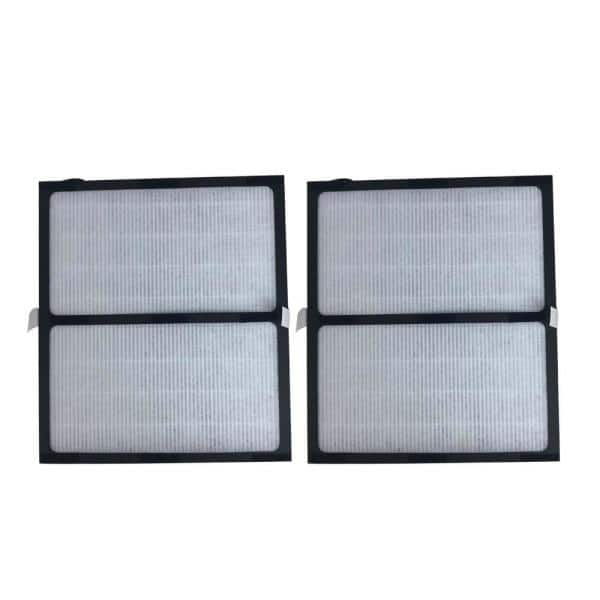 Think Crucial Replacement Idylis D Air Purifier Filters Iaf H 100d Fits Iap 10 280 2 Pack 700953607454 The Home Depot