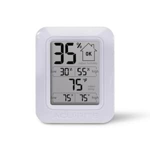 Digital Humidity and Temperature Comfort Monitor