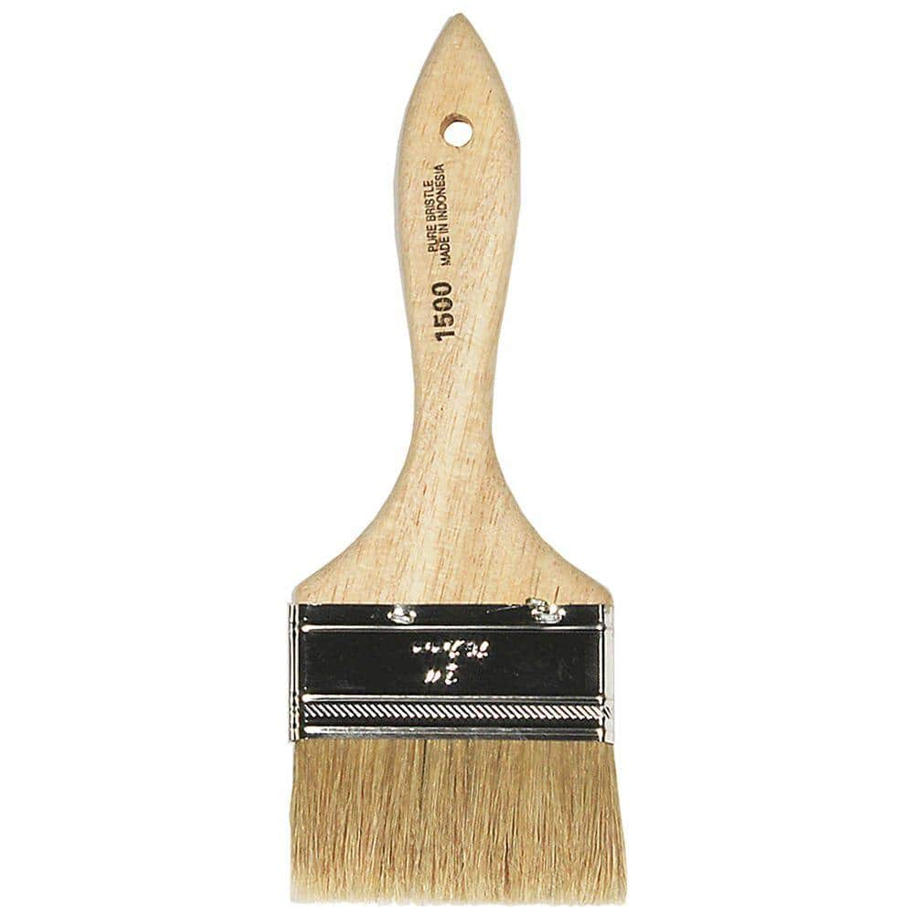 3 in. Flat Chip Brush