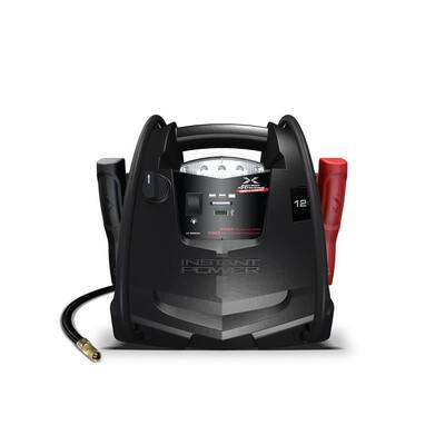 Battery Extender 12-Volt, 750 Amp Battery Jump Starter