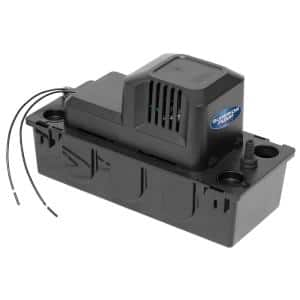 115-Volt 1/30 HP Condensate Pump with Safety Switch