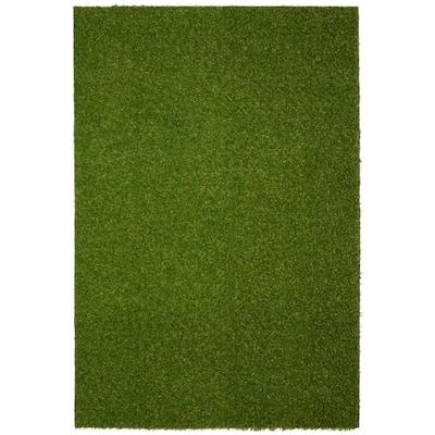 6 ft. x 9 ft. Indoor/Outdoor Greentic Artificial Grass Turf Puppy Pee Pad