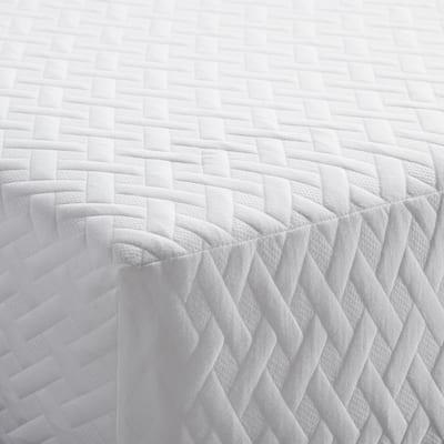 10 in. Cal King Gel Memory Foam Mattress - Medium