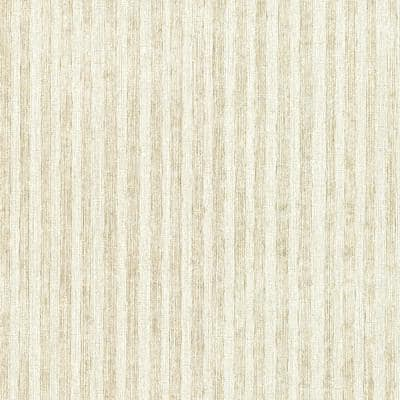 Pemberly Neutral Stripe Neutral Wallpaper Sample