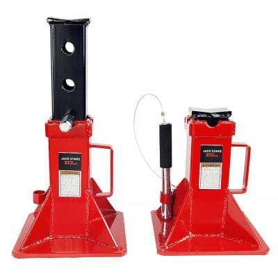 44,000 lbs. Capacity Jack Stand (Set of 2)