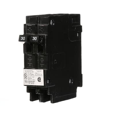 2-30 Amp Single-Pole Type QT Tandem-Circuit Breaker