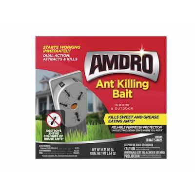 Ant Killer Bait Stakes (8-Pack)