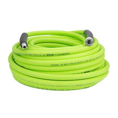 3/8 in. x 100 ft. 4200 PSI Pressure Washer Hose with Quick-Connect Fittings
