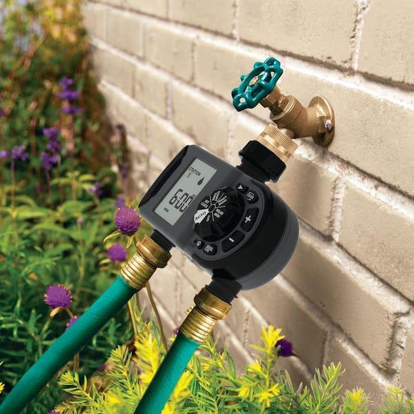 Orbit 2 Hose Faucet Timer 56544, Garden Hose Timers