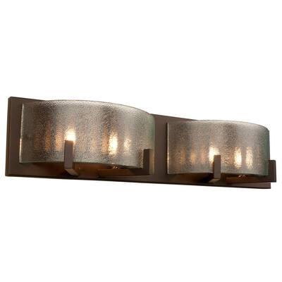 Firefly 4-Light Bronze Bath Light