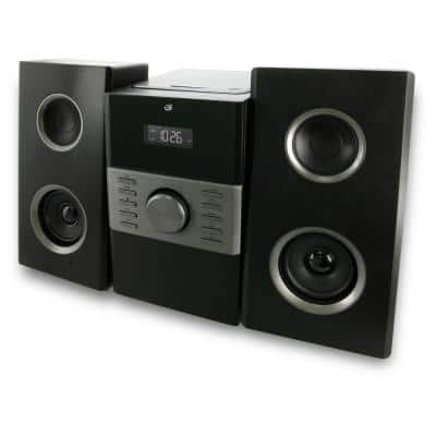 Home Music System with CD and AM/FM stereo radio