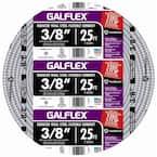 3/8 in. x 25 ft. Galflex RWS Metallic Armored Steel Flexible Conduit