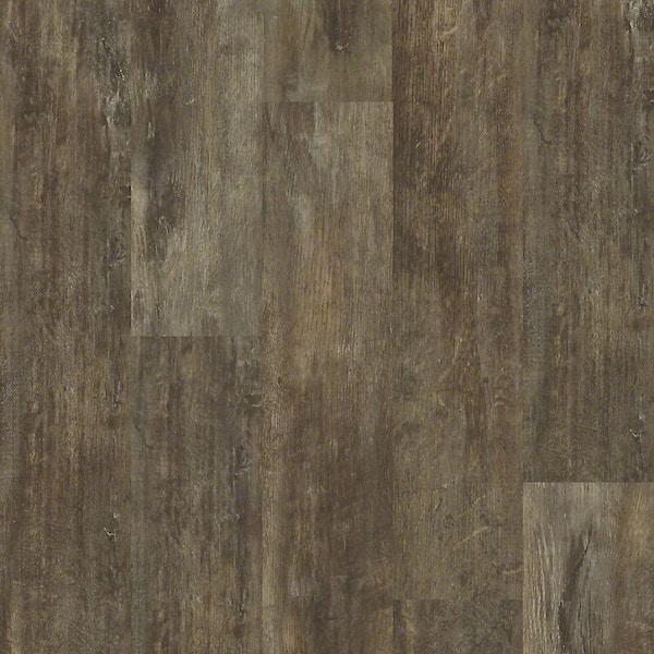Shaw Valentino 6 In X 48 River, River Rock Vinyl Flooring