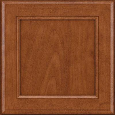 Northwood 13 x 13 in. Cabinet Door Sample in Chestnut