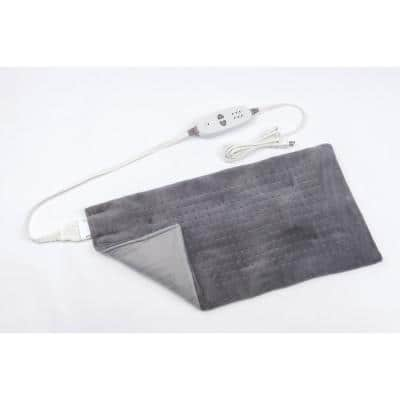 12 in. x 24 in. Massaging Weighted Heating Pad