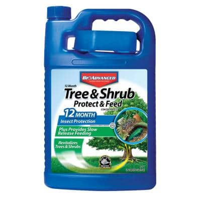 1 Gal. Concentrate Tree/Shrub Protect and Feed