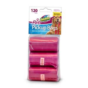 Pet Pickup Bags (120-Count)
