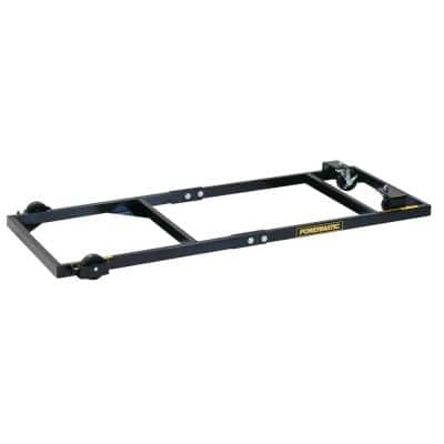Mobile Base for 66 Table Saw with 50 in. Rails and Extension Table