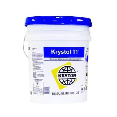 5 gal. Surface-Applied Crystalline Waterproofing Application