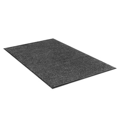 Standard Tuff Charcoal 3 Ft. x 10 Ft. Commercial Door Mat