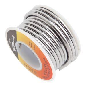 1/8 in. 1/2 lb. Acid Core 30/70 Tin Lead Solder