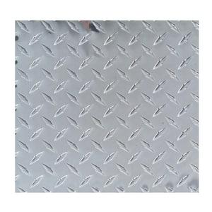 1 ft. x 1 ft. Diamond Tred Aluminum Sheet - Heavy Weight