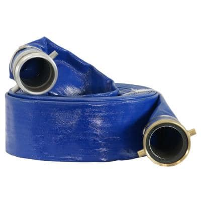 2 in. x 25 ft. Water Pump Discharge Hose