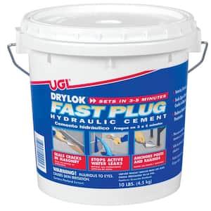 Fast Plug 10 lb. Hydraulic Cement