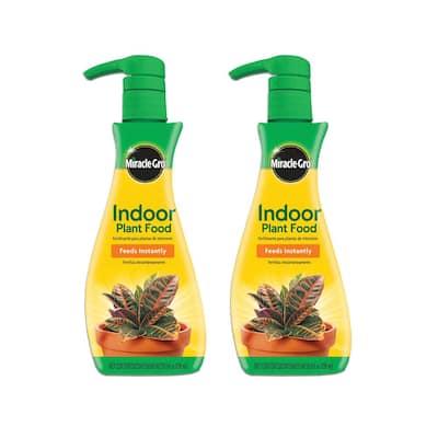 Indoor Plant Food Liquid (2-Pack)