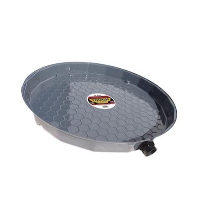 25 in. Tough Pan Pro Series Plastic Water Heater Pan