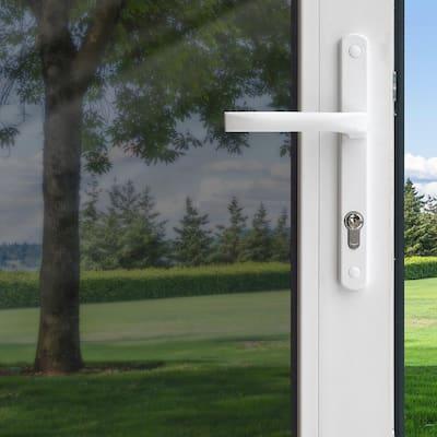 36 in. x 78 in. Titanium Energy Saving Peel and Cling Window Film