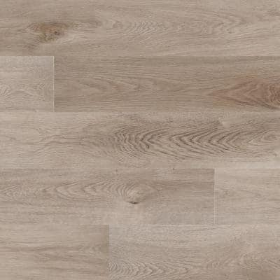 Woodland Mystic Gray 7 in. x 48 in. Rigid Core Luxury Vinyl Plank Flooring (23.8 sq. ft. / case)