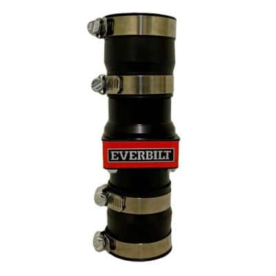 1-1/4 to 1-1/2 in. ABS In-Line Sump Pump Check Valve