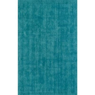 Audrey 1 Robins Egg 3 ft. 6 in. x 5 ft. 6 in. Area Rug