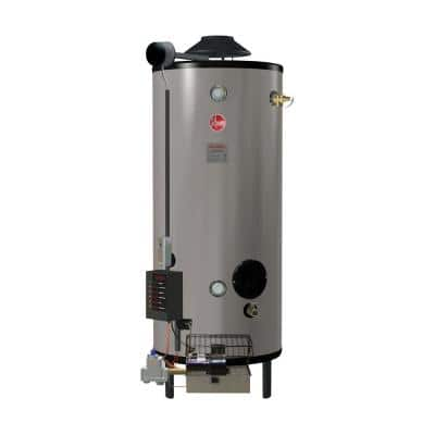 Universal Heavy Duty 100 gal. Commercial 250K BTU Low NOx (LN) Natural Gas ASME Tank Water Heater