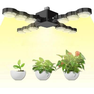60-Watt Medium E26 Base Full Spectrum LED Grow Light (1-Bulb)