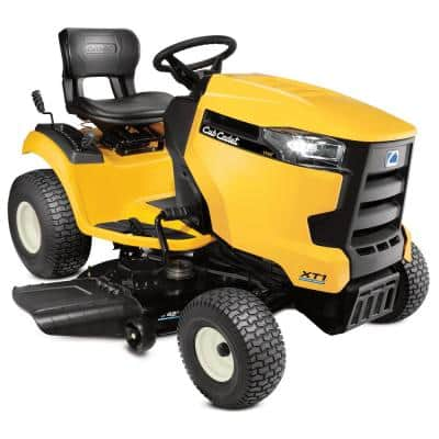 Cub Cadet XT1 Enduro LT 42-in 18 HP Kohler 5400 Series Engine Hydrostatic Drive Gas Riding Lawn Tractor (CA Compliant)