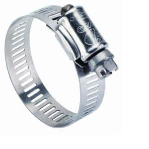 1/2 - 1-1/4 in. Stainless Steel Hose Clamp (10-Pack)