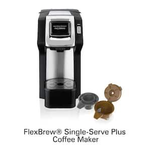 FlexBrew Black Single Serve Plus Coffee Maker
