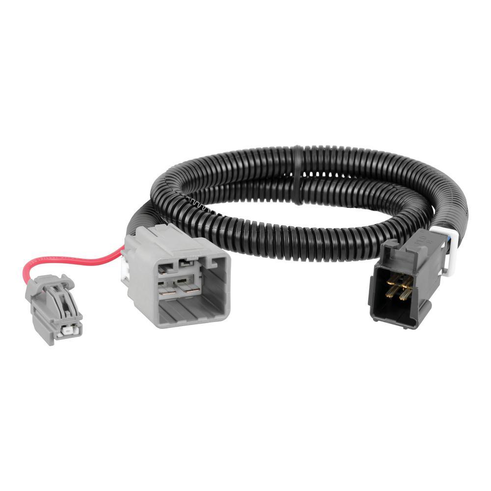 Trailer Brake Controller Harness, Select Ram 1500, 2500, 3500 (Packaged)
