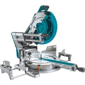 18-Volt X2 LXT Lithium-Ion (36-Volt) 12 in. Brushless Dual-Bevel Sliding Compound Miter Saw AWS Capable (Tool-Only)