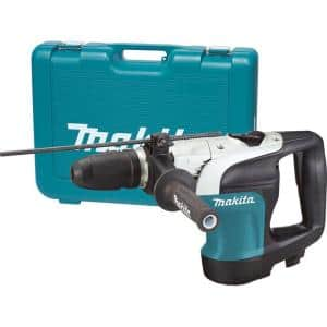 10 Amp 1-9/16 in. Corded SDS-MAX Concrete/Masonry Rotary Hammer Drill with Side Handle and Hard Case