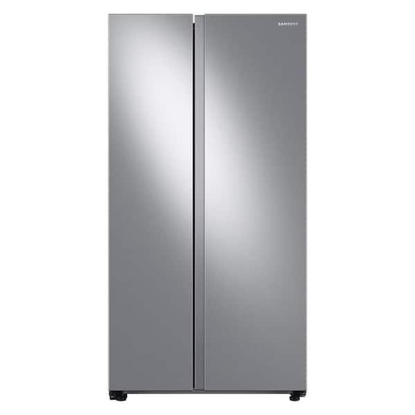 Samsung 28 cu. ft. Smart Side-by-Side Refrigerator in Fingerprint Resistant Stainless Steel