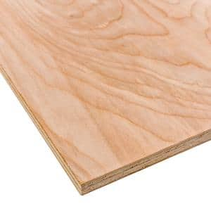 Birch Plywood (Common: 3/4 in. x 2 ft. x 4 ft.; Actual: 0.728 in. x 23.75 in. x 47.75 in.)