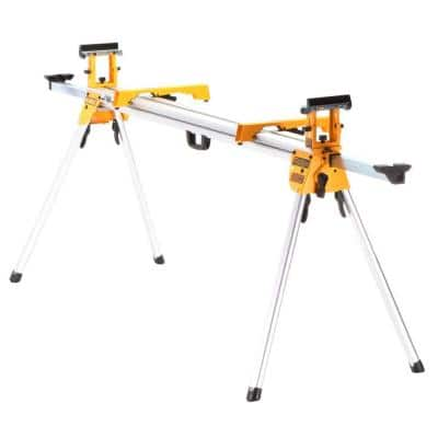 29 lbs. Heavy Duty Miter Saw Stand with 500 lbs. Capacity