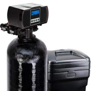 Harmony Series 32,000 Grain Water Softener with Fine Mesh Resin for Iron Removal