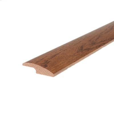 Solid Hardwood Rocco 0.38 in. T x 2 in. W x 78 in. L Reducer Molding